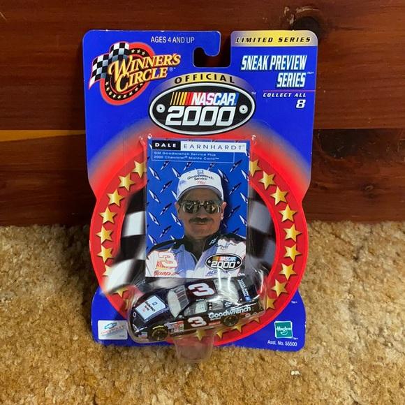 NASCAR Dale Earnhardt Senior 2000 car
